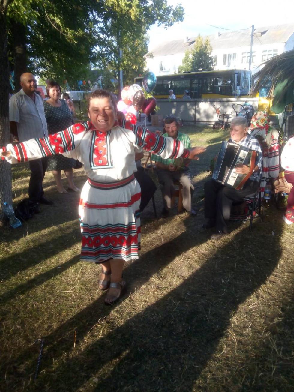 На святі Самарівської громади