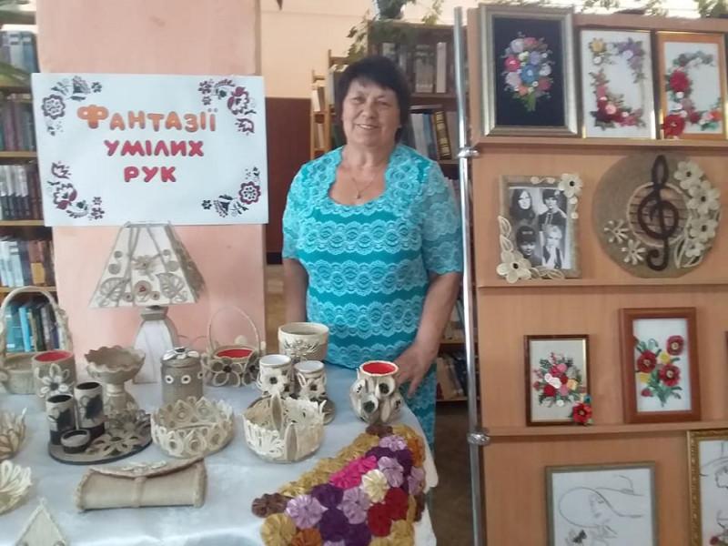 Антоніни Камлочук