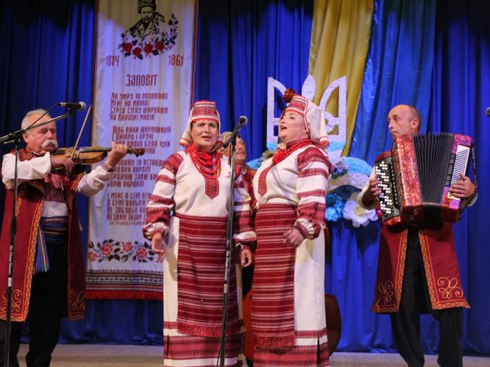 У Ратному до Дня незалежності України влаштували святковий концерт