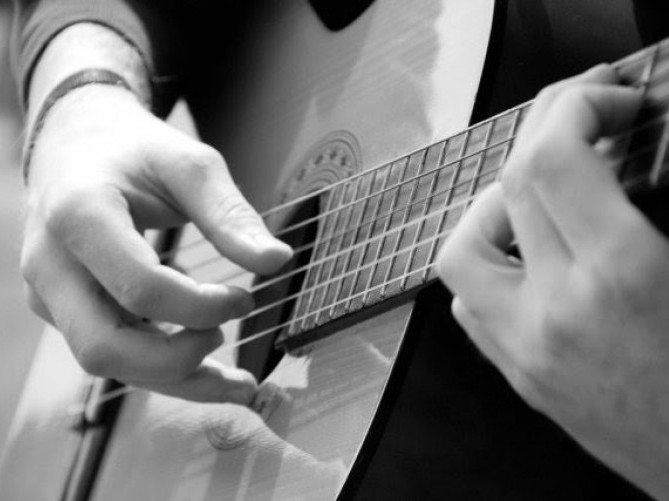 Гітара / Фото ілюстративне