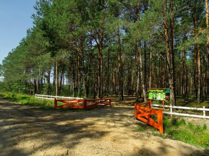 У Маневицькому районі відкрили новий рекреаційний пункт «За містком»