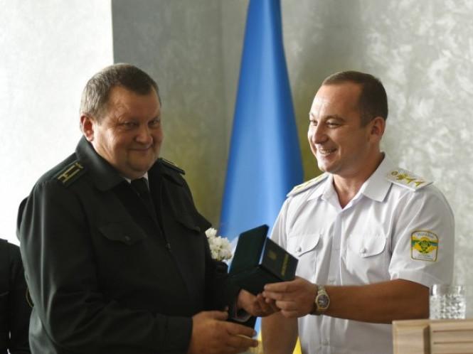 Валерій Оксенюк та Олександр Кватирко