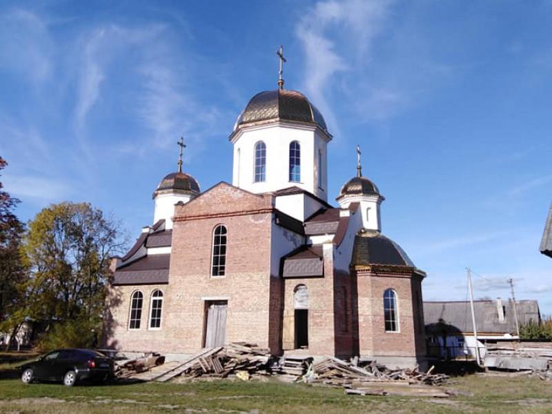Свято-Михайлівський храм ПЦУ
