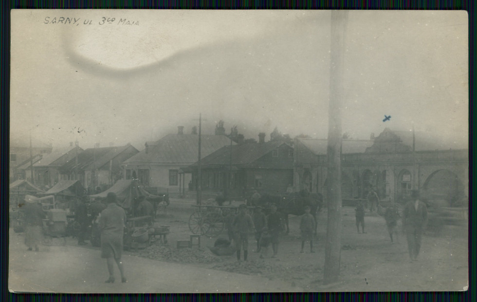 Вулиця 3 Травня, 1930 р.