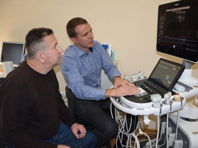 Наразі для медиків, які працюватимуть з апаратами, тривають навчання з експлуатації