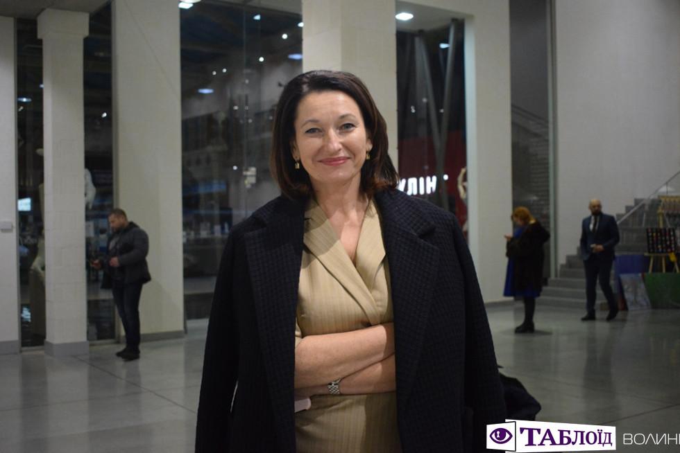 Депутатка Ірина Констанкевич