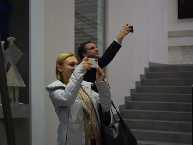 Депутати у Музеї Корсаків
