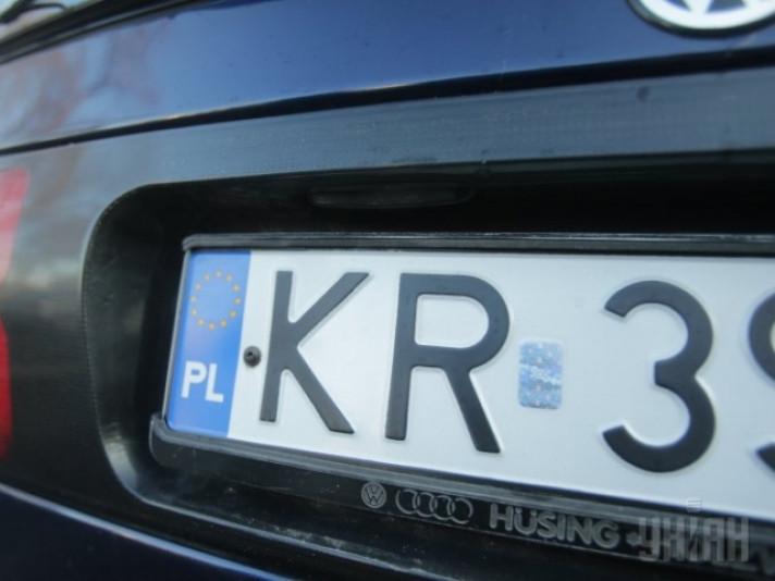 Покарали польського митника, який у Ковелі збрехав про крадіжку авто / Фото ілюстративне
