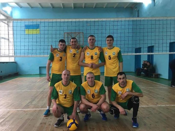 Команда Любешева
