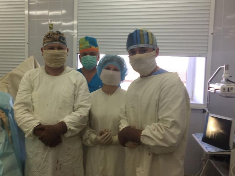 Онкохвору мешканку Шацького району взялися оперувати любомльські лікарі
