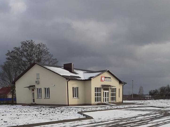 Амбулаторія в Бірках