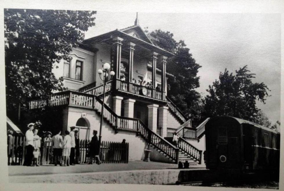 Старий Луцьк на чорно-білих листівках з минулого