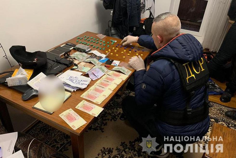 Незаконний бізнес його організаторам приносив в день від сорока до шістдесяти тисяч гривень