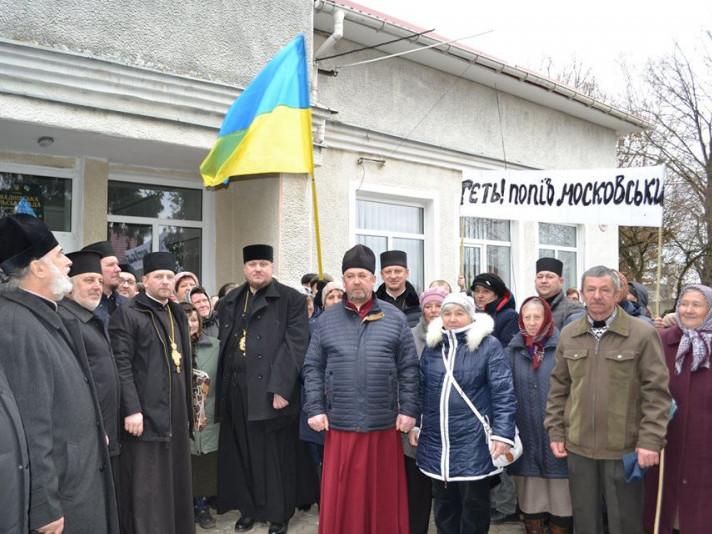 Збори в селі Сусваль