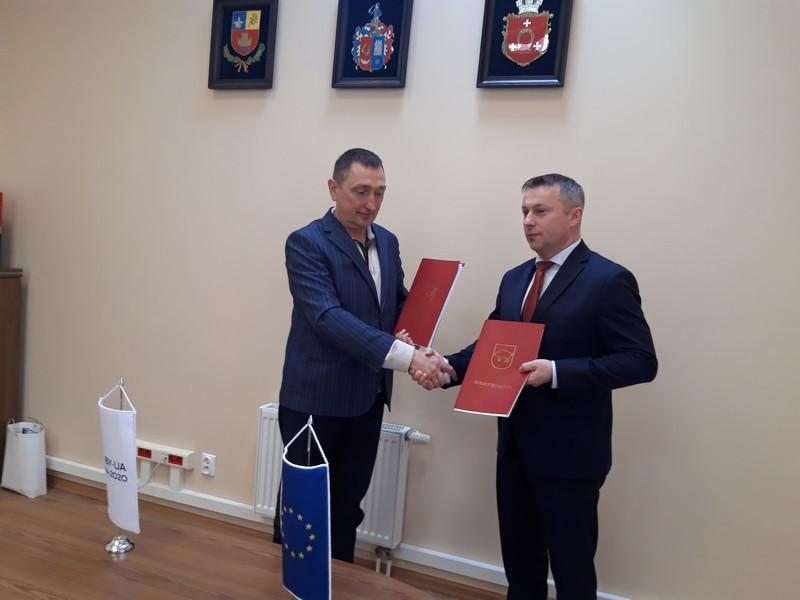 Олег Кіндер і Лєшек Влодарскі