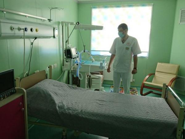 У перинатальному центрі є два бокси, де лікуватимуть пацієнтів з коронавірусом