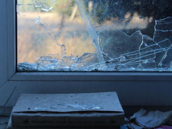 Зловмисник заліз до хати через вікно