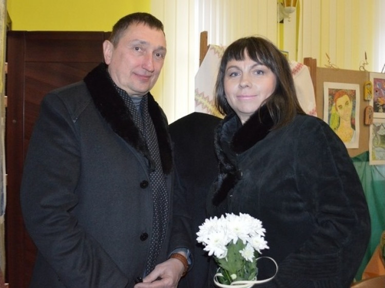 Олег Кіндер та Наталія Гейко