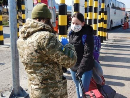 Осіб, які приїхали з-за кордону й не самоізолювалися, відправлять на обсервацію