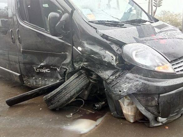 Аварія у Нововолинську