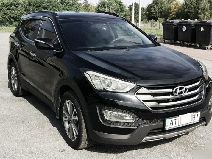 «Hyundai Santa Fe». Фото ілюстративне.