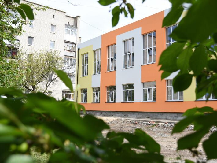 У Луцьку добудовують новий корпус музичної школи №3