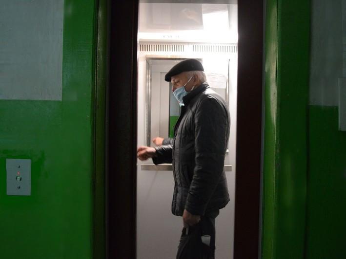 За два роки у Ковелі встановили 18 нових ліфтових кабін