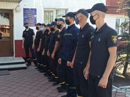 Рятувальники, яких залучили до пошуків