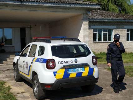 У селі на Волині відкрили поліцейську станцію