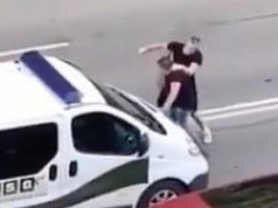 У Луцьку побили водія маршрутки