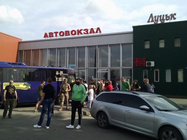 Луцька автостанція