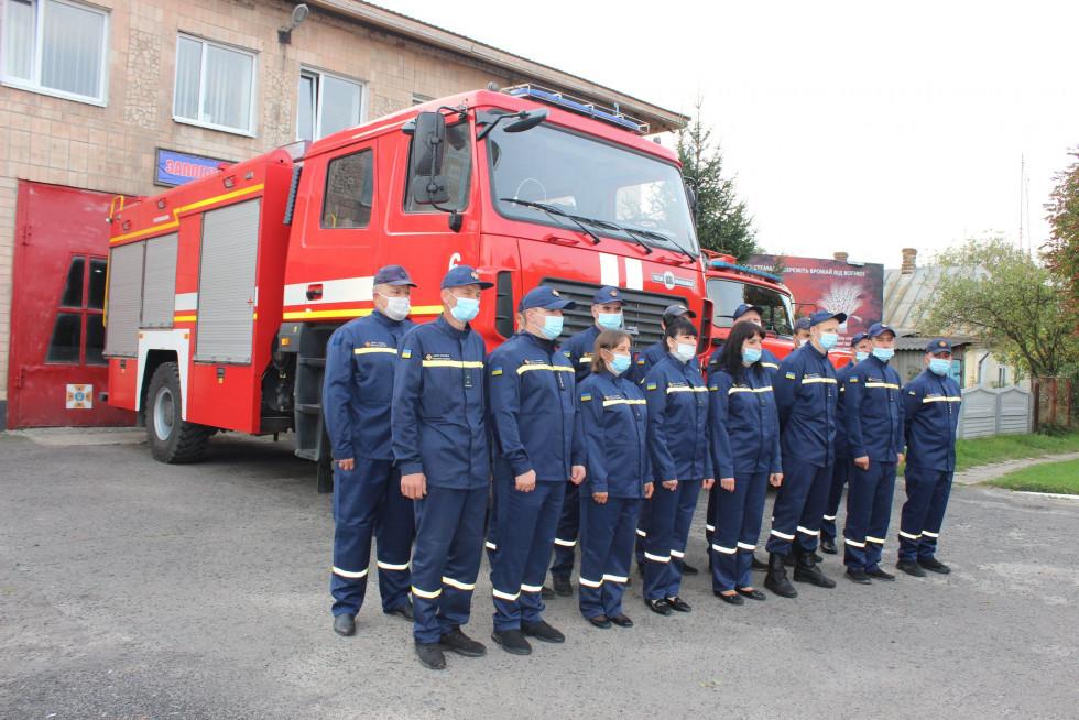 Ківерцівські рятівники