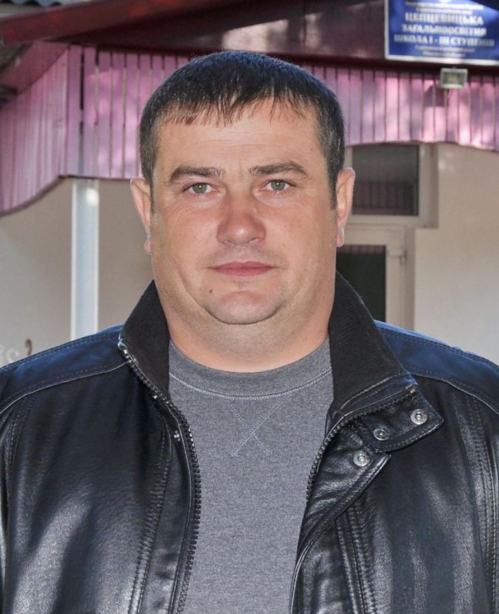 Василь Росошик