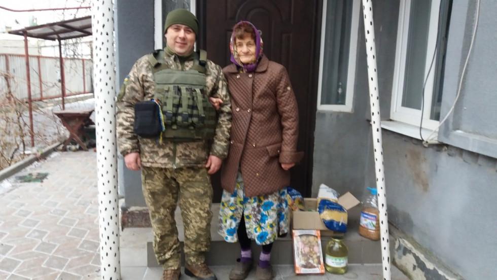 Продукцію Маневицького лісового господарства передали в Луганську область