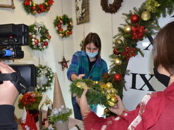 У Музеї Волинської ікони можна купити хенд-мейд подарунки до Нового року