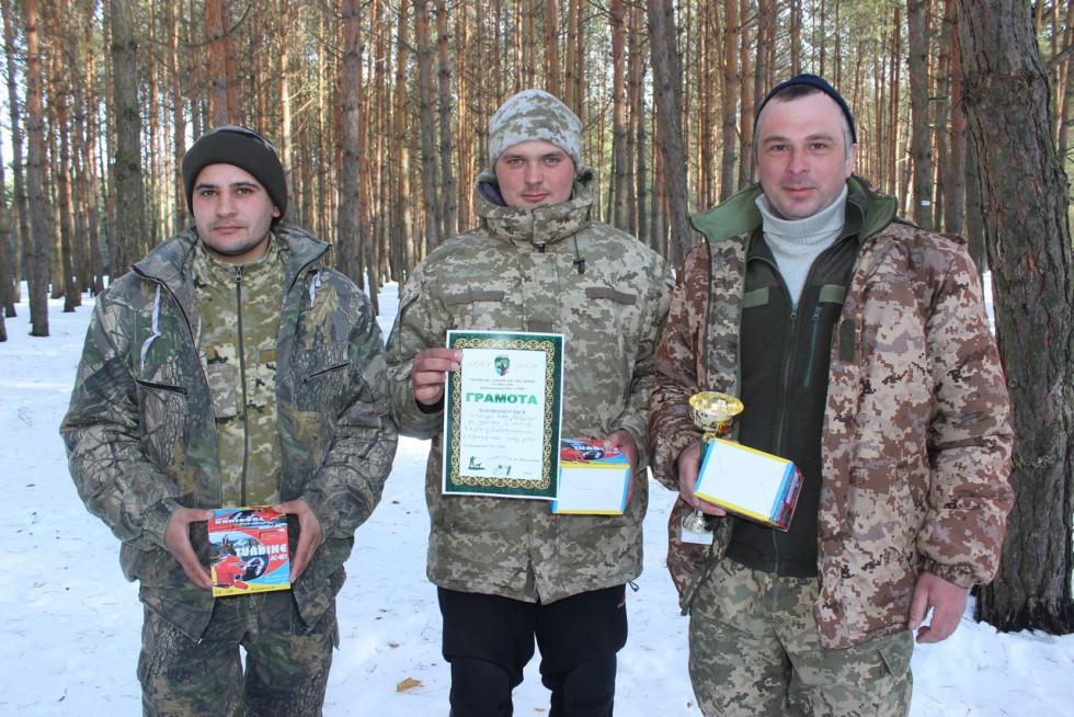 Переможці змагань, команда «Діброва»