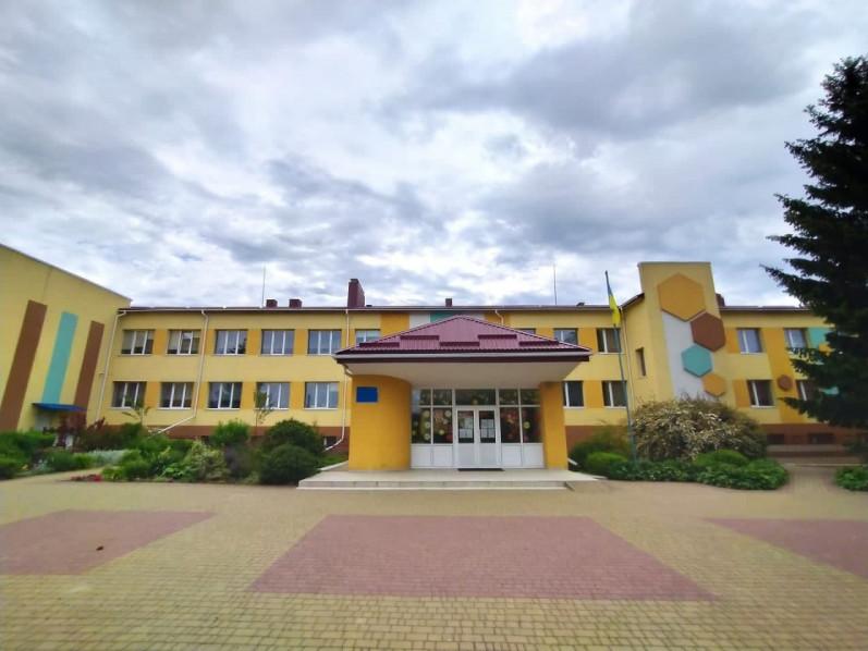 Школа села Липини бере участь у челенджі, який виховує щасливих дітей