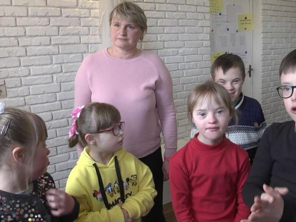 У Луцькутретій рік працює театральна студія для дітей і дорослих із синдромом Дауна