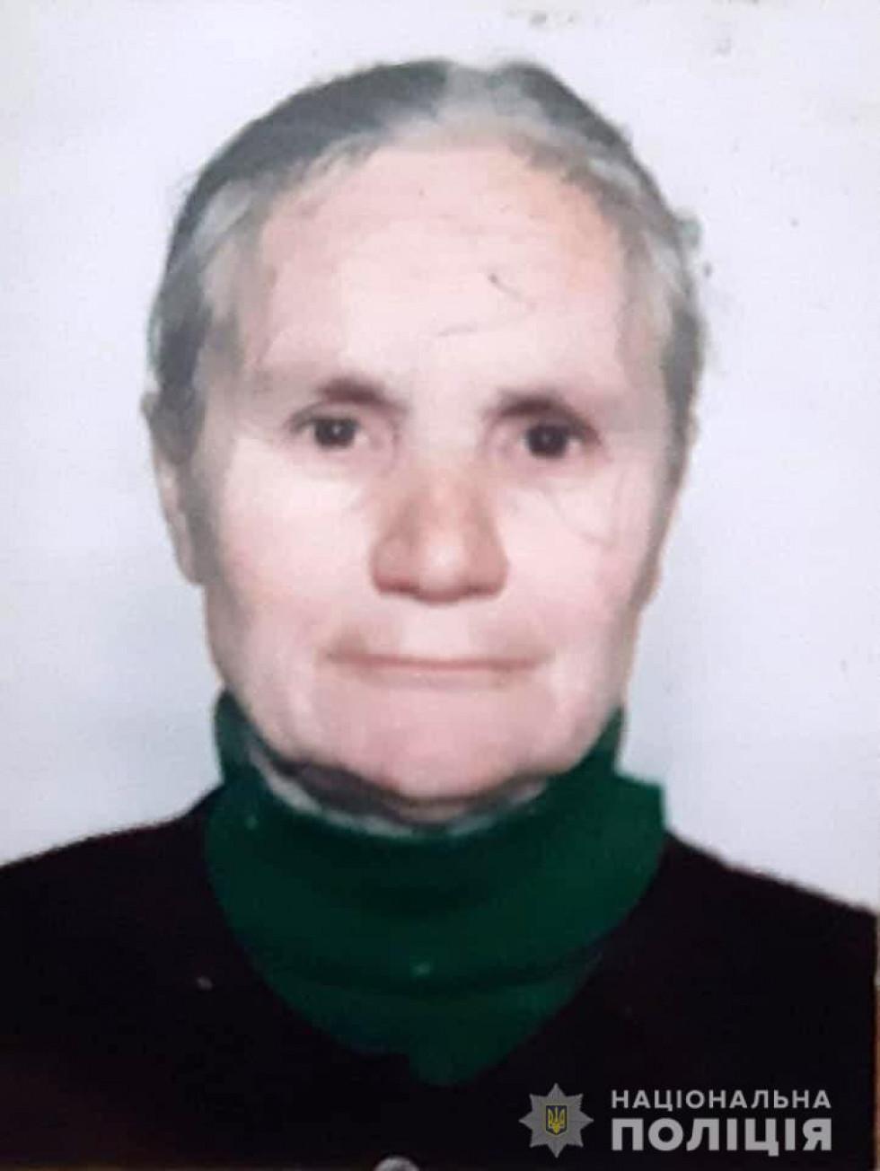 Шульга Феодосія Андріївна