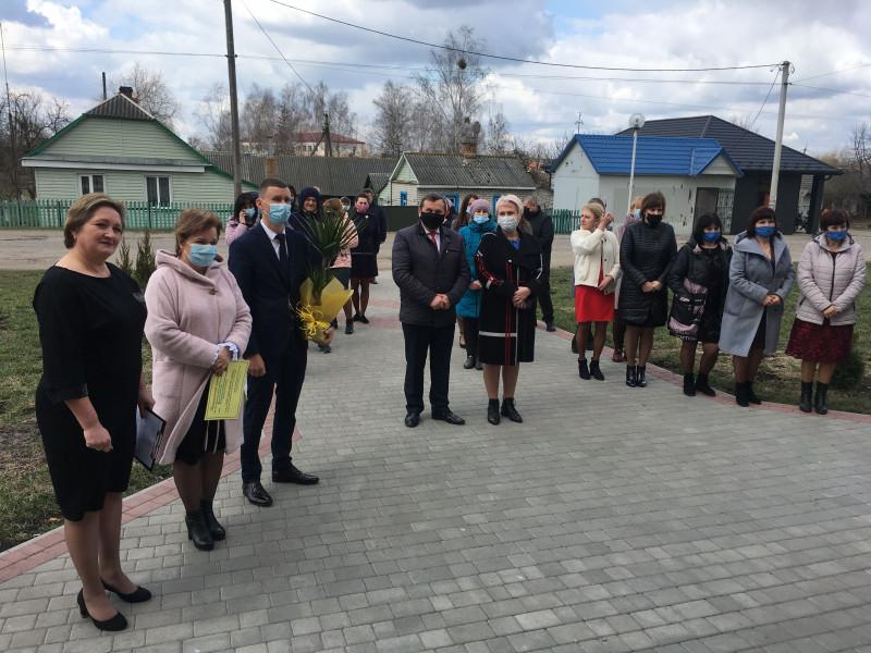 У Поворську відкрили Центр надання адміністративних послуг