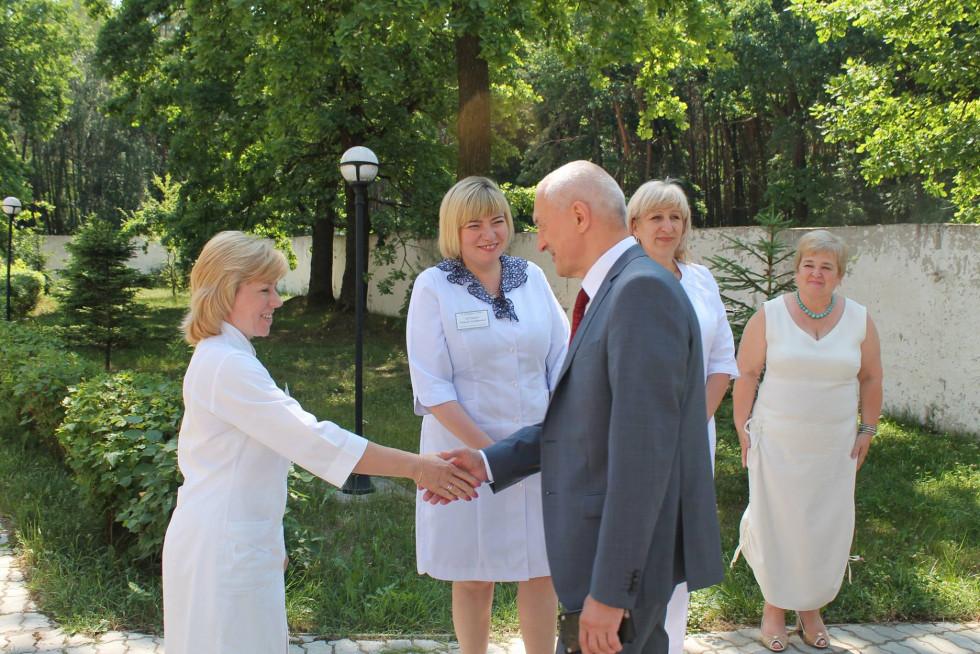 Олександр Савченко зустрівся з керівництвом КЗ «Ківерцівське РТМО»