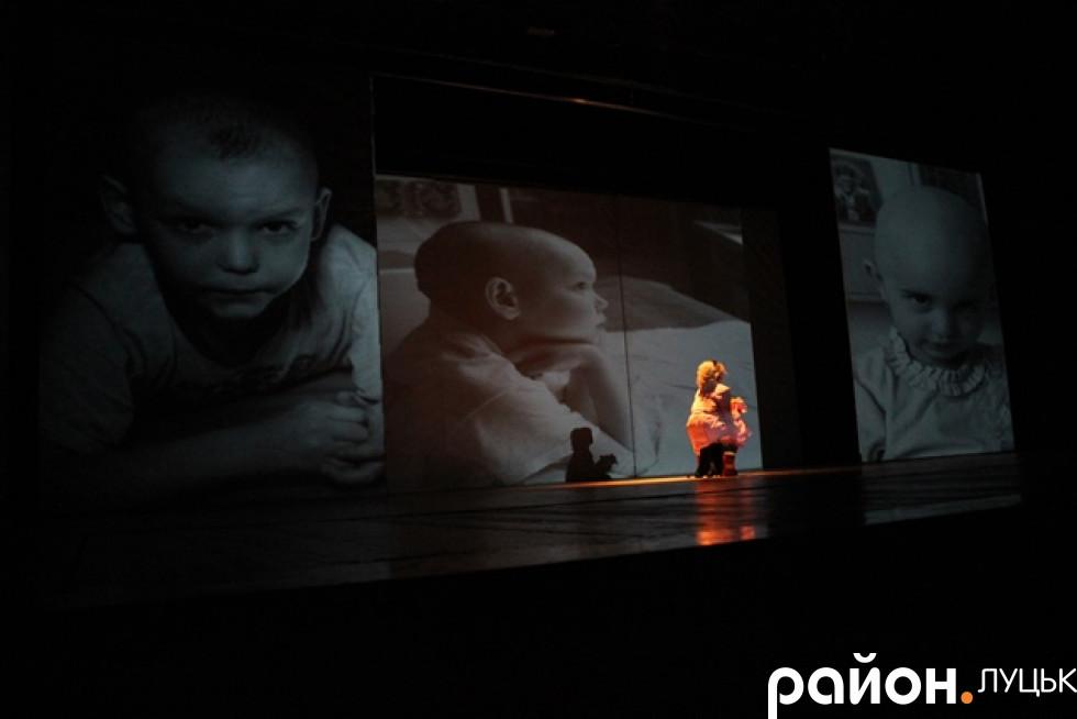 Фото з реальними українськими дітками, що хворі на рак