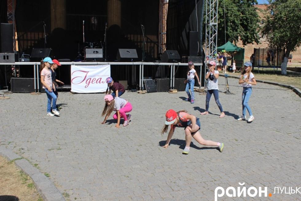 Розваги на фестивалі