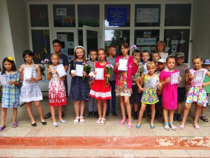 В таборах Іваничівського району відбулися святкові концерти, присвячені закриттю табірної зміни «Табір, прощавай!».