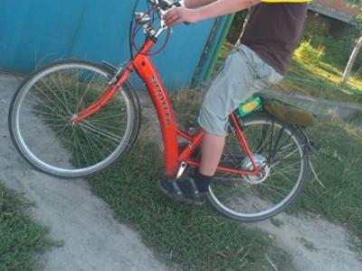Просять повідомити будь-яку інформацію про цей велосипед