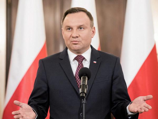 За скандальну промову на Волині Президента Польщі звинуватили у шовінізмі