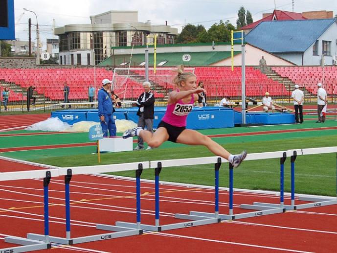 У Луцьку відбудеться чемпіонат України з легкої атлетики