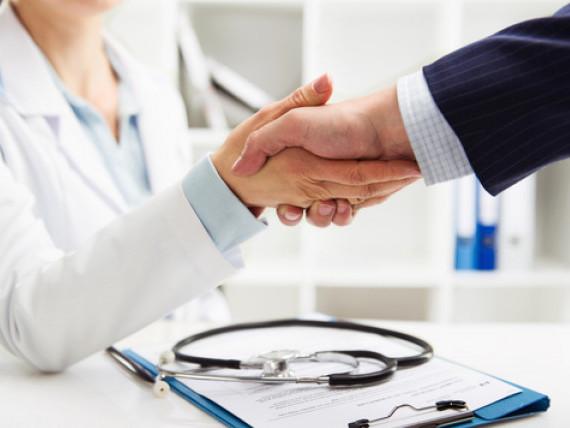 У Луцьку 92 тисячі людей підписали декларації з лікарями