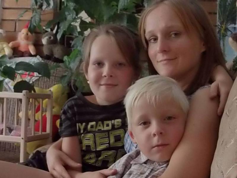 Надія Федоровахворіє чотири роки