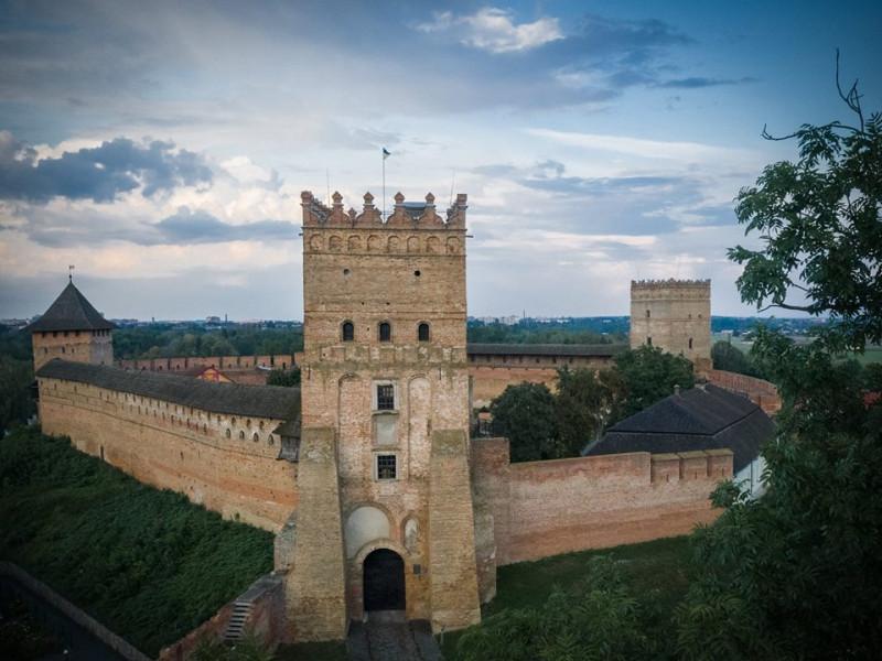 Найпопулярніша фортеця замку